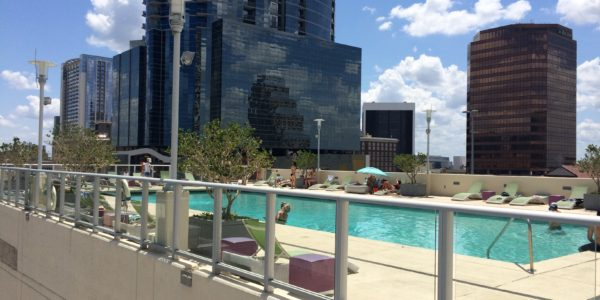 The Vue – Pool 1