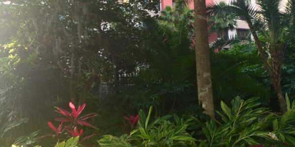 Post Parkside Garden