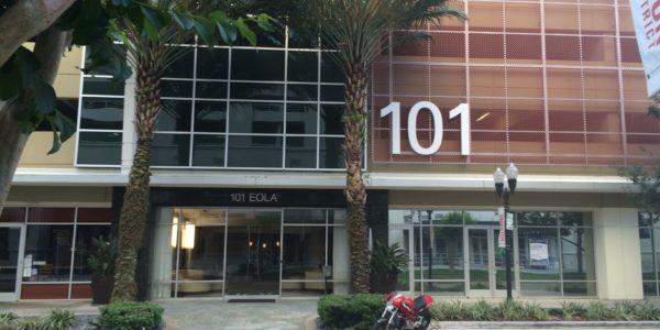 101 Eola Entrance