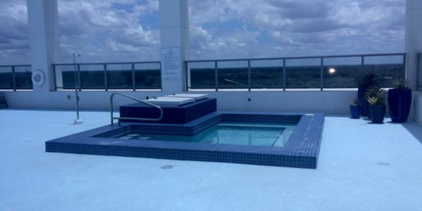 Star Tower – Jacuzzi