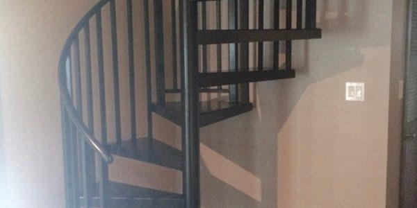 Osceola Brownstones – Spiral Staircase