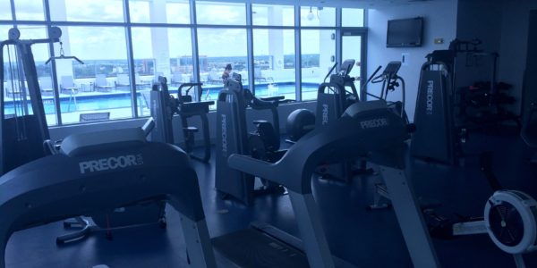 Star Tower – Fitness Center
