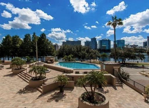 Best Pools In Downtown Orlando Orlando Condo Critic