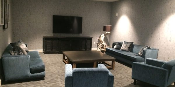 Sanctuary – Movie Room