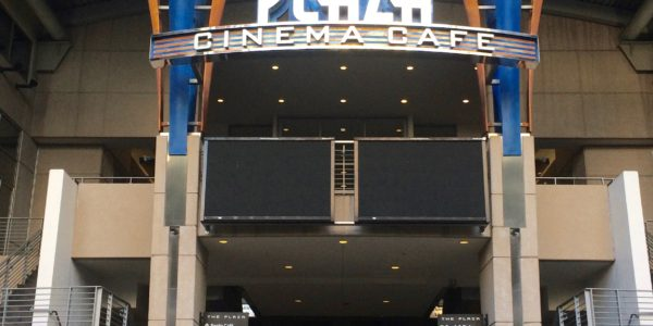 The Plaza Cinema