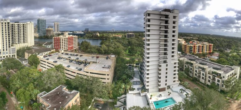 Hurricane Irma is No Match for Downtown Orlando Condos