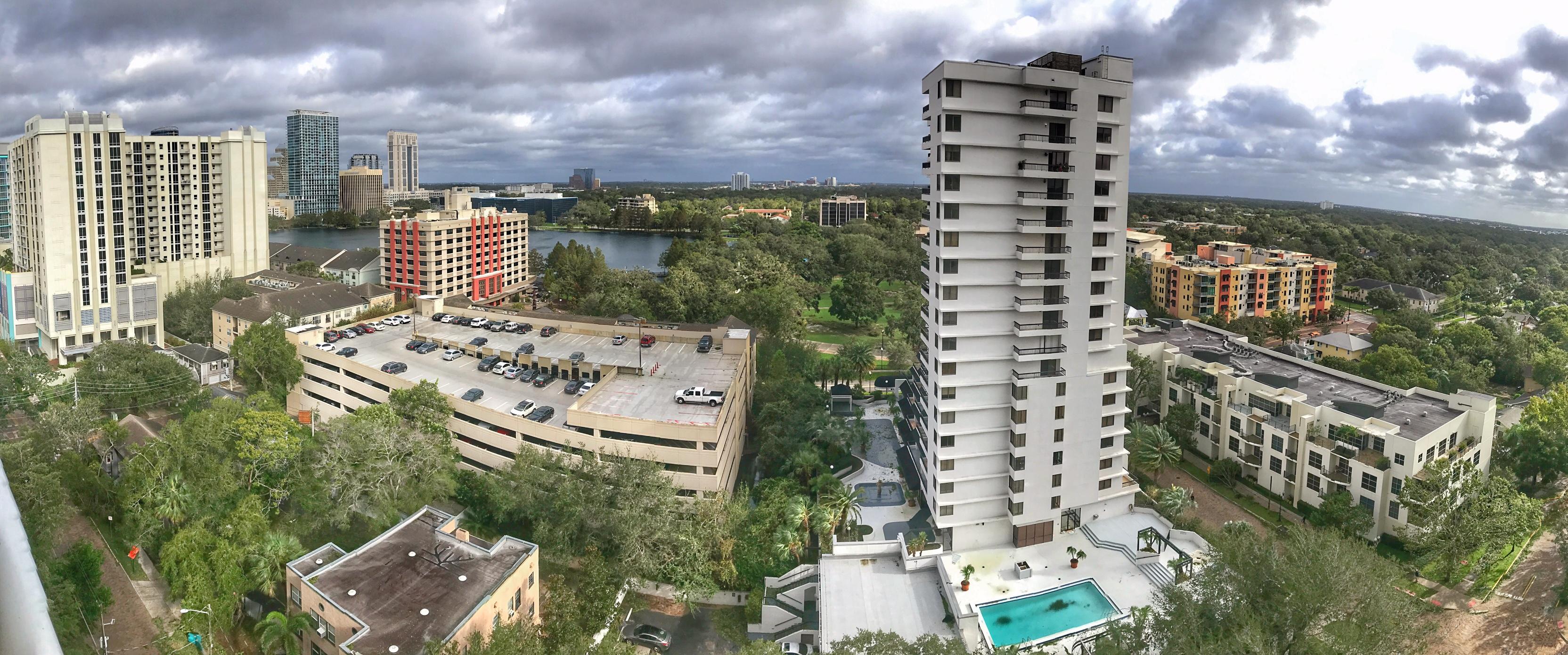 Hurricane Irma Is No Match For Downtown Orlando Condos